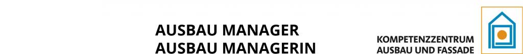 Ausbau Manager Logo